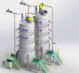 11.1 Vertical Steriliser with addtional Exhaust