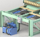 13.2 Elevated Fuel Moving Floor HPU & Cylinder