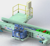 16.1 Transfer Carriage  15-Ton Cage & Indexer