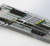 7.4 INDEXER SYSTEM 150TPH