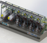 8.4 Tilting Sterilizer 6TS
