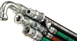 Hydraulic Hoses & Hose Fittings